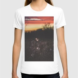 I Used to Be On Fire T-shirt