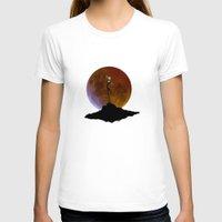 jack skellington T-shirts featuring NIGHTMARE JACK SKELLINGTON by alexa