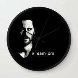 Tom Keen Wall Clock