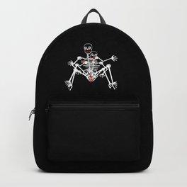Sex Skeleton Backpack