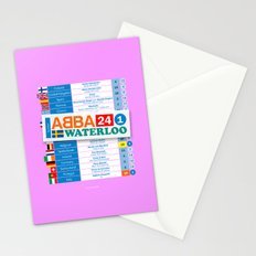 Eurovision '74 Stationery Cards