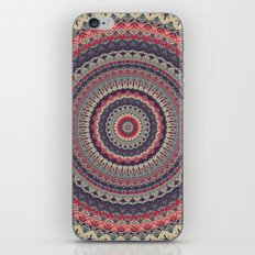 MANDALA DCXLIX iPhone & iPod Skin