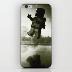Boba Fetts flight iPhone & iPod Skin