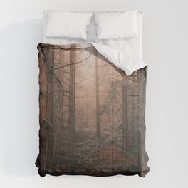 Surroundings || Ethereal Forest Comforters