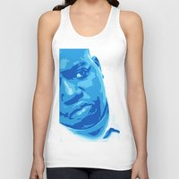 notorious Tank Tops featuring Notorious by 100mill