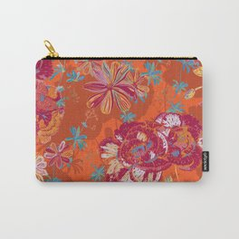 Carnation Carnival Carry-All Pouch