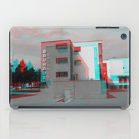bauhaus iPad Cases featuring Bauhaus · Das Bauhaus 2 by Marko Köppe