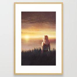 World of Ruin Framed Art Print