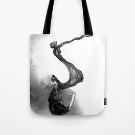 Dine with fine wine Tote Bag