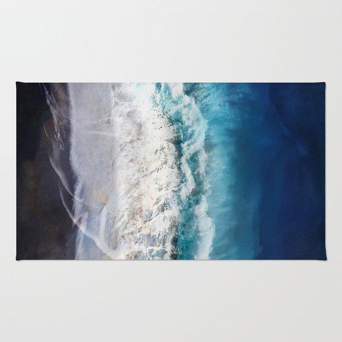 Waves Rug