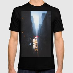 The Narrows Mens Fitted Tee Black SMALL