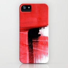 Kollage n°9 iPhone Case