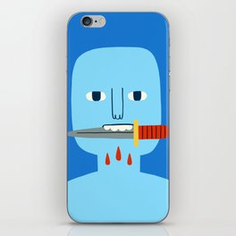 Bite iPhone Skin