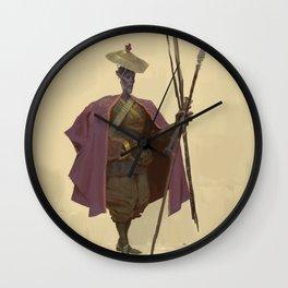 Pilgrim #1 Wall Clock