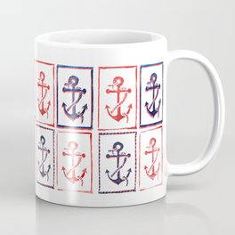 Abundant Anchors Coffee Mug