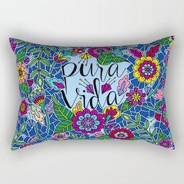 Pura Vida Rectangular Pillow
