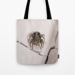 Stalking prey Tote Bag