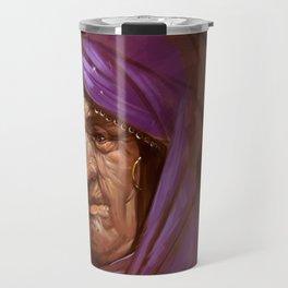 Bedouin Traveler Travel Mug