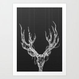 Merndo Art Print