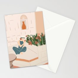 On holiday Stationery Cards