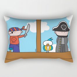 Pirates Rectangular Pillow