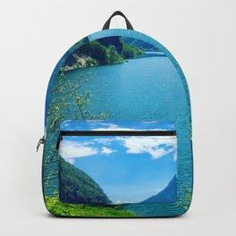 Dolomite Glacial Lake Backpack