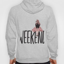 Waiting for weekend Hoody