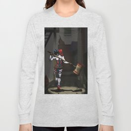Harley and Her Hammer Long Sleeve T-shirt