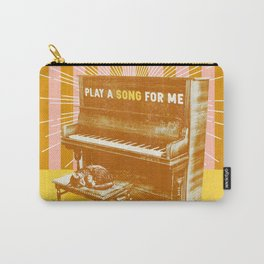 PLAY A SONG FOR ME Carry-All Pouch