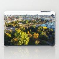 vienna iPad Cases featuring my hometown of Vienna by MehrFarbeimLeben