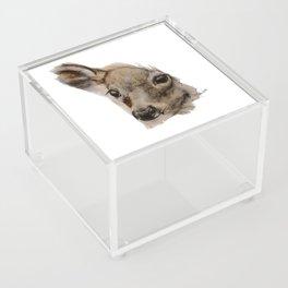 Deer Acrylic Box