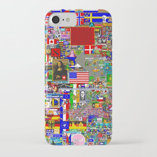 new style c2db5 0d2e0 /r/place Reddit Event iPhone Case