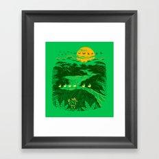 Apocalypse Now : Reducks Framed Art Print