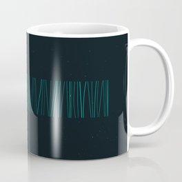 Monolithe Dark 4 Coffee Mug