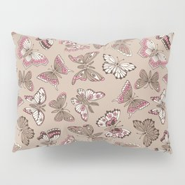 Butterflies pattern Pillow Sham