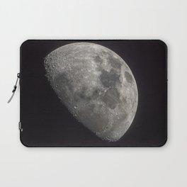 Waxing Gibbous Moon Laptop Sleeve