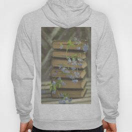 Forget Me Not Bookmark Hoody