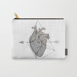 Corazón Roto Carry-All Pouch
