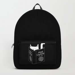 Mind Control 4 Cats Backpack