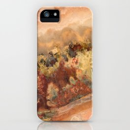 Idaho Gem Stone 13 iPhone Case