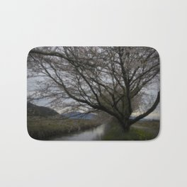 Dark Canal Bath Mat