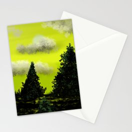A day outside Stationery Cards