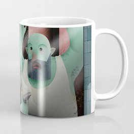 Hands up Coffee Mug