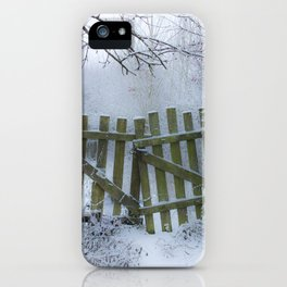 Off limits !! iPhone Case