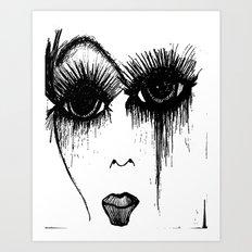Its Just Julia Art Print