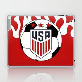 United States Soccer Laptop & iPad Skin