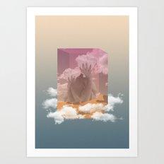 Sky Stone Art Print