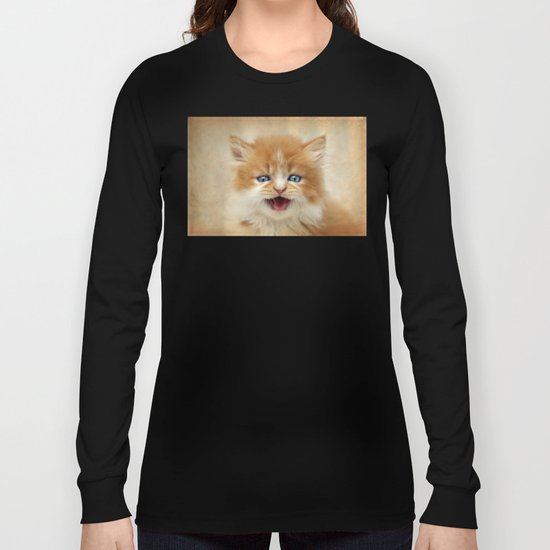 Where's My Dinner? Long Sleeve T-shirt
