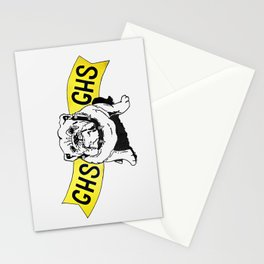 GHS Bulldogs Stationery Cards