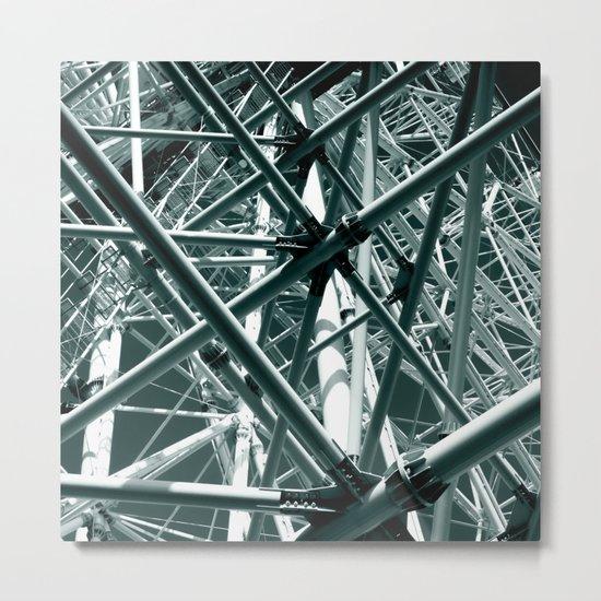 ferris wheel 05 Metal Print